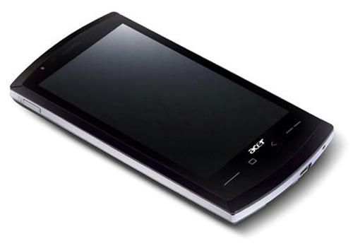Acer представила свой первый Android-телефон