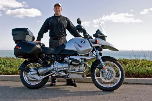Прибор ночного видения для мотоциклистов / 18/10/2009 Эту новость просмотрели : 801.