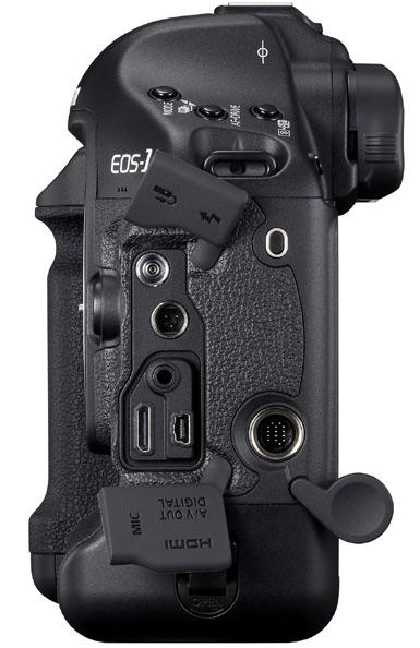 Canon EOS 1D Mark IV: новый уровень профессиональной фотосъемки