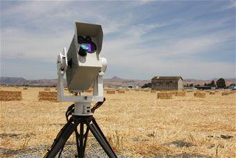 Лазерная связь - воздушное оптоволокно