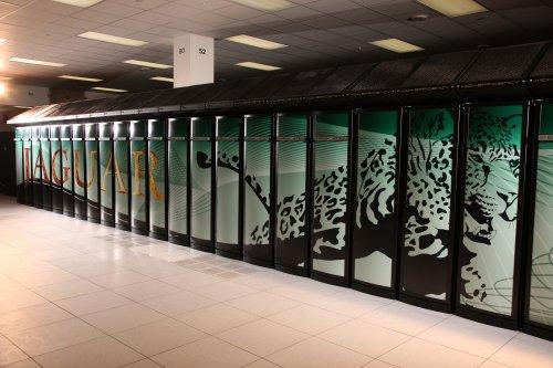 Cray XT5 Jaguar