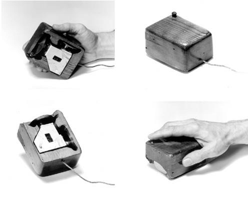 Первая компьютерная мышка
