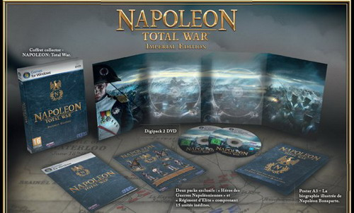 Специальное издание Empire: Total War