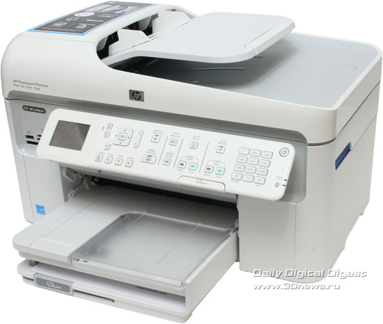 HP Photosmart Premium c309a. Вид общий