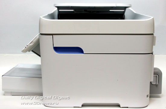 HP Photosmart Premium c309a. Вид справа