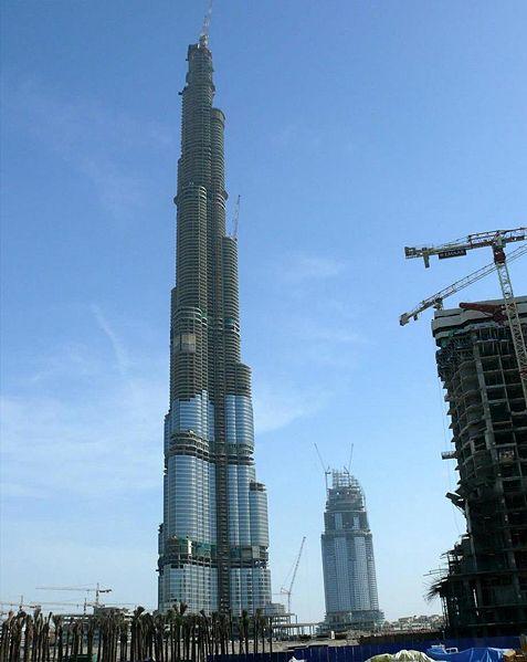 Бурдж Дубай. Источник: api.ning.com