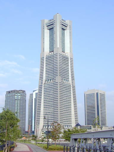 Yokohama Landmark Tower. Источник: www.puroresushop.com