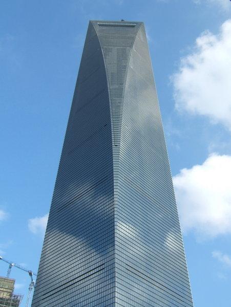 Шанхайский всемирный финансовый центр. Источник: www.travelblog.org
