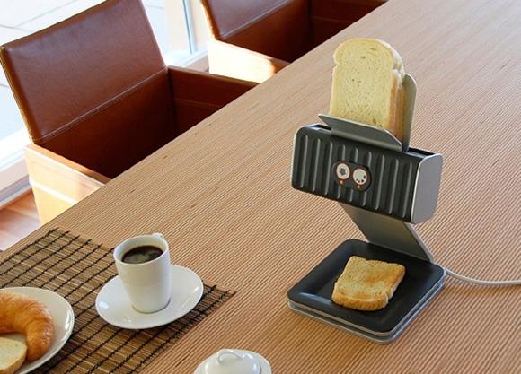 Клёвый тостер из Швейцарии!