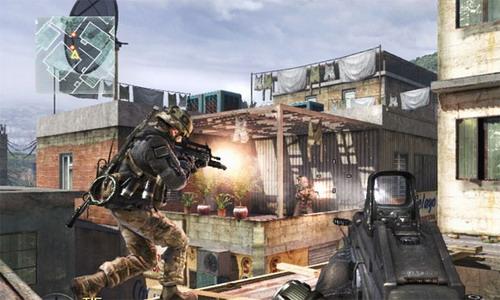 Руководитель Square Enix надеется на Modern Warfare 2