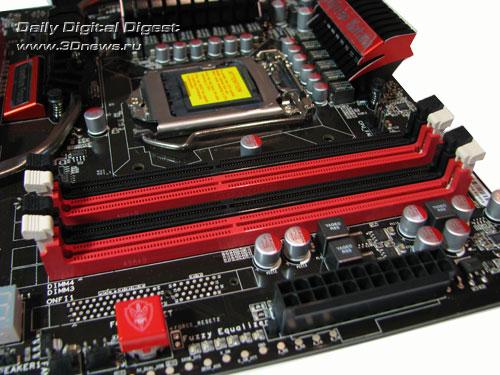 Foxconn Inferno Katana DIMMs
