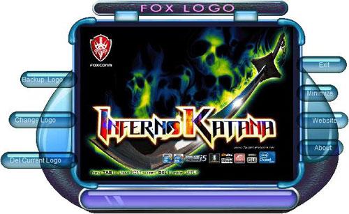 Foxconn Inferno Katana Logo