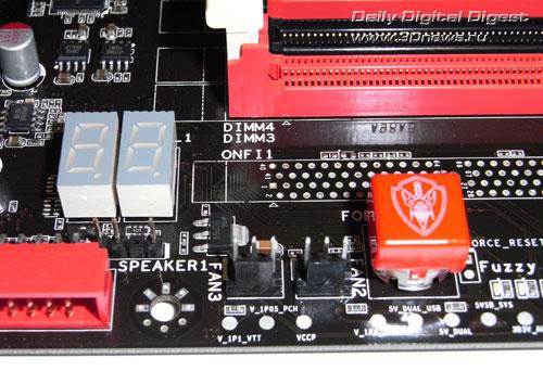 Foxconn Inferno Katana кнопка