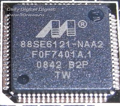 Foxconn Inferno Katana SATA-контроллер 1