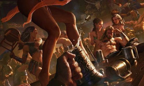 Многопользовательская игра Age of Conan становится бесплатной