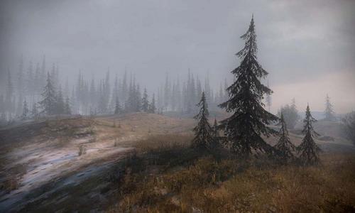 Шикарные ландшафты в игре Mount and Blade