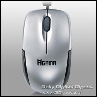 AGAMA M-300 Retractable Optical Mini Mouse