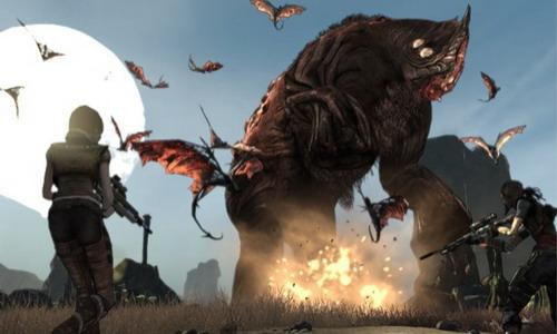Отгружено 2 млн коробок с игрой Borderlands