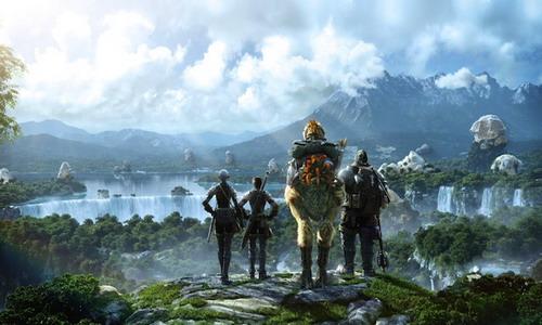 Принимаются заявки на участие в тестировании игры Final Fantasy XIV