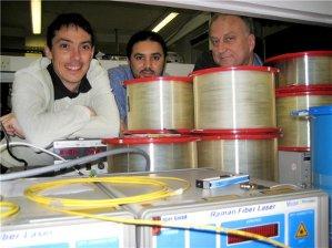 Разработчики самого длинного лазера