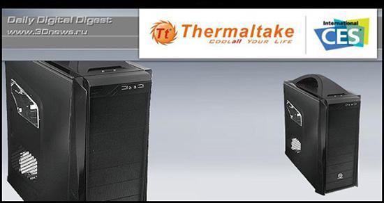 Thermaltake V5 Black Edition