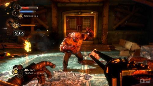 Новые скриншоты боевика BioShock 2