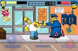 EA обновила «Симпсонов» для iPhone