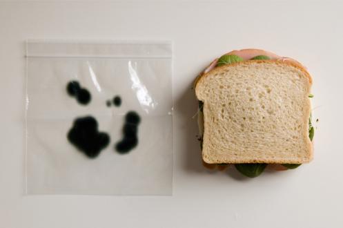 защитный пакет для бутербродов