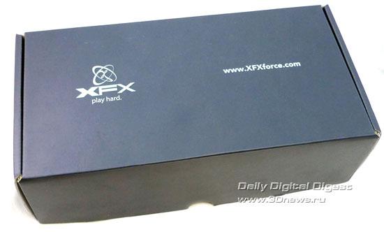 коробка XFX Radeon HD4860