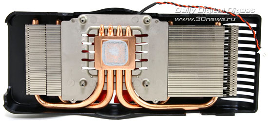система охлаждения XFX Radeon HD4860