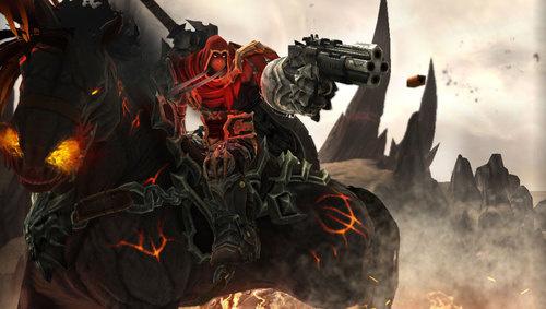 Игра Darksiders превратится в комикс и фильм