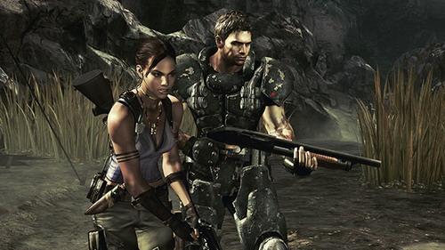 Resident Evil 5 Gold Edition (2015) XBOX360 скачать торрент