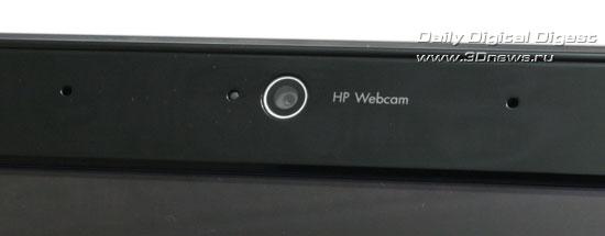 HP Pavilion dv3-2220er. Web-камера