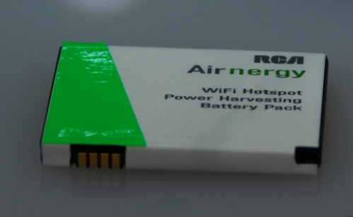RCA Airnergy Charger