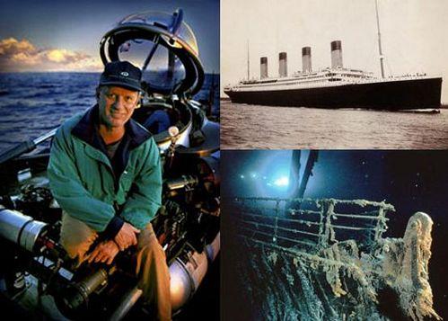 Роберт Баллард и его экспедиции на Титаник