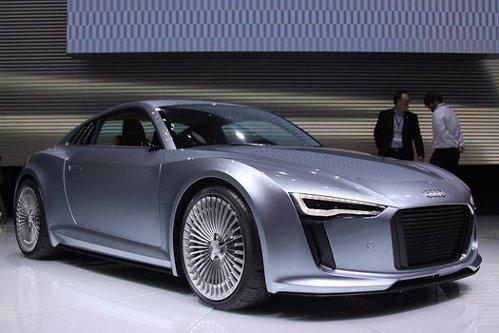 Audi e-Tron Coupe