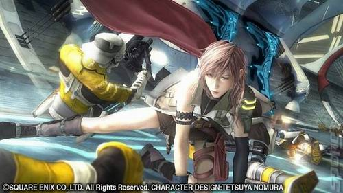 Западная версия Final Fantasy XIII готова к тиражированию