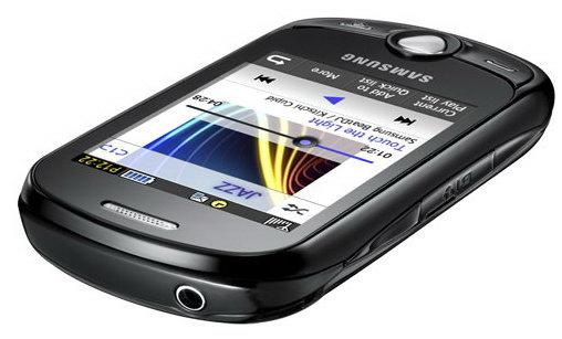 Samsung анонсировала доступный тачфон C3510