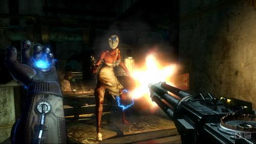 Покупателям Bioshock 2 дают оригинальную Bioshock бесплатно