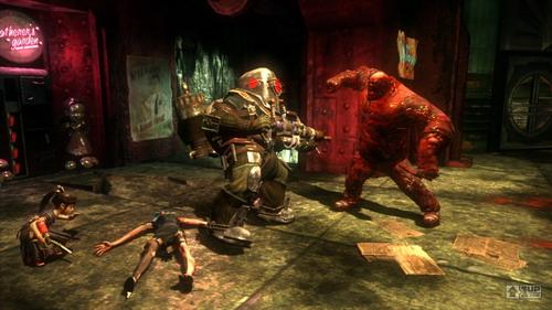 Системные требования боевика BioShock 2