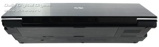 HP Probook 5310m. Вид сзади