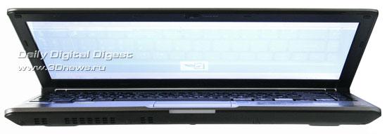 Acer Aspire As3410. Вид спереди