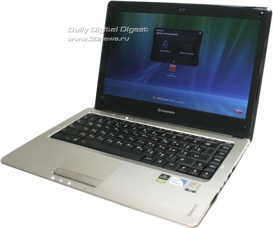 Lenovo IdeaPad U350. Вид общий