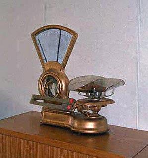 Весы Dayton Scale Company