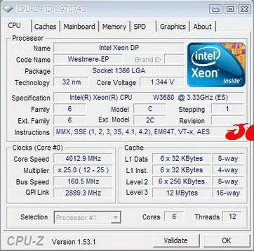 Xeon W3680