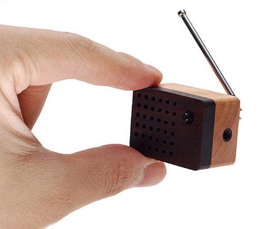 Как сделать мини радио