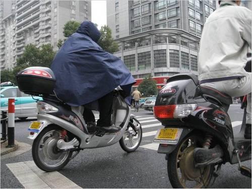 электровелосипеды в Китае