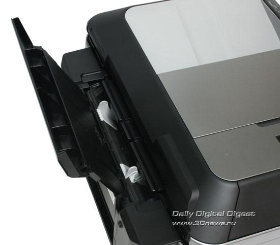 Canon PIXMA MX870. Тыльный лоток для бумаги
