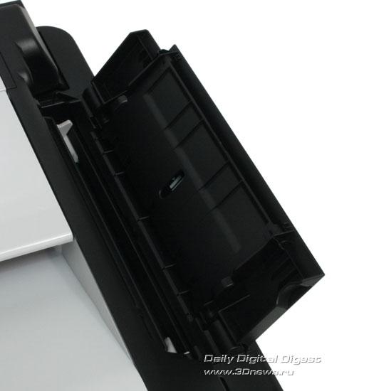 Canon PIXMA MX340. Лоток установки бумаги