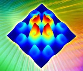Спиновое возбуждение электронов в сверхпроводнике